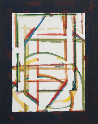 Peace 16X20 acrylic on canvas 2009