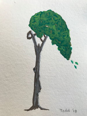 'Tree Fall'
