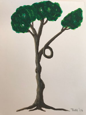'Tree Prayer'
